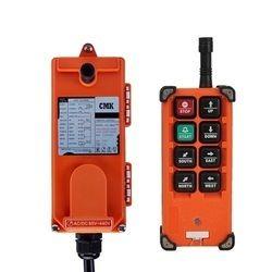 Wireless Radio Remote Control for the Eot Crane