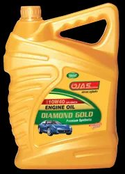 Passenger Car Motor Oils (Pcmo) Ojas Diamond Gold 10w/40  Made With German  Technology