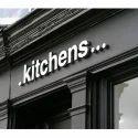 Restaurant Signage Fabrication Service