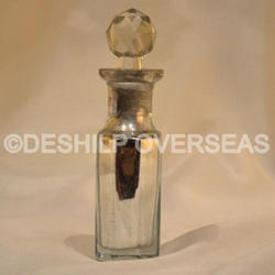 Long Glass Perfume Decanter