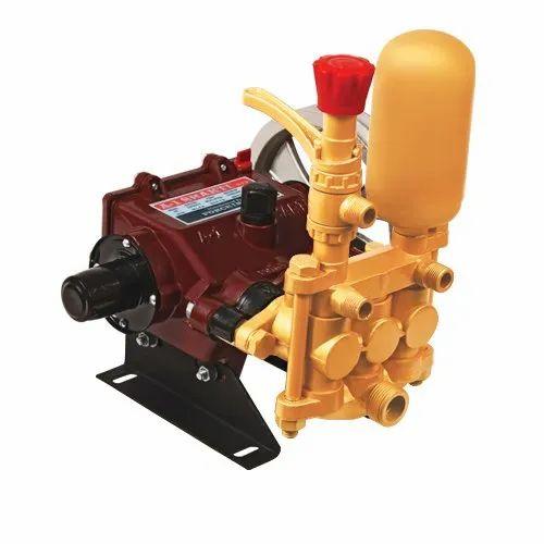 A-1 Shakti AS-50 2D Horizontal Tripplex Piston Pump