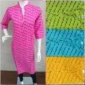 Ladies Printed Kurta