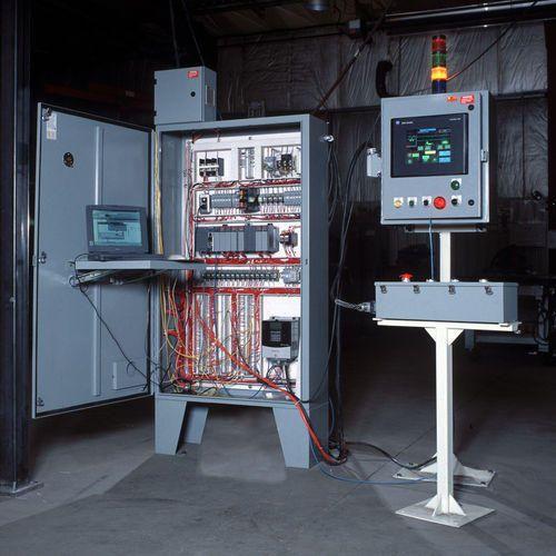 Electrical PLC Control Panel