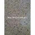 Malwada Gold Granite, Thickness: 15-20 Mm