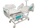 ICU Five Function Electric Bed
