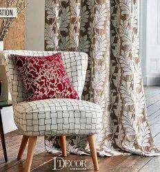 D Decor Curtains