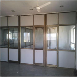 Aluminum Full Height Office Partition