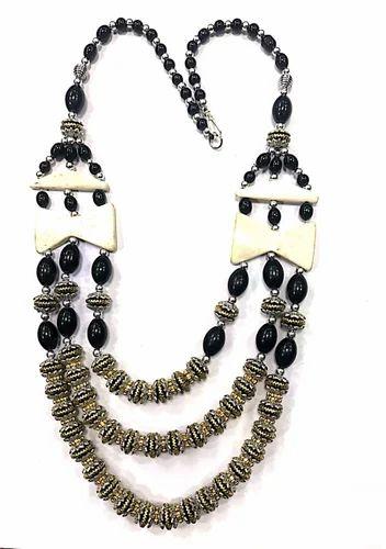 Tribal Bone Necklace