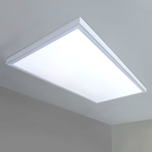 new concept a489b ad690 Surface Mounted Led Panel Light