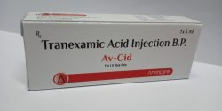Tranexamic Acid 100mg.