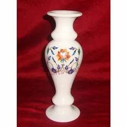 Beautiful Marble Inlaid Flower Vase