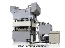 Metal Door Forming Machine