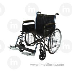 Foldable Wheelchair