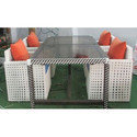 Rectangular Living Dining Table