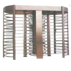 Double Line Full Height Turnstile