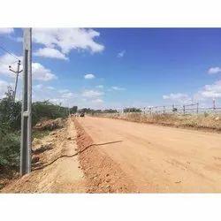 Asphalt Road Highways Construction Service