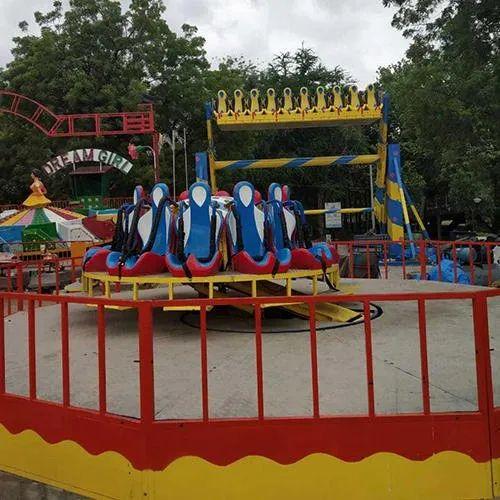 Repeal Fear /Reverse Rafting Amusement Ride
