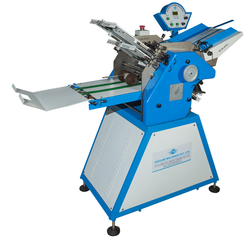 Leaflet Folding Machine Friction Feed
