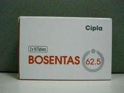 Bosentan 62.5mg Tablets