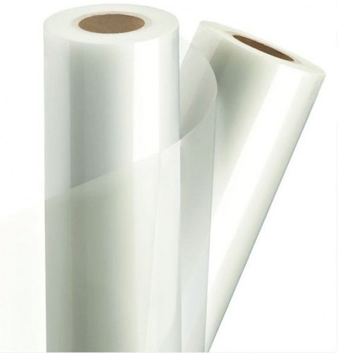Plain Laminating Roll Film, Thickness: 8-30 Micron, For Packaging Film