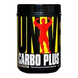 Chocolate Muscle Building Universal Nutrition Carbo Plus 1kg, Packaging Type: Plastic Container