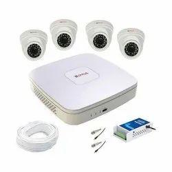 CP Plus CCTV Cameras Kit
