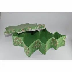 Christmas Tree Shape Gift Box
