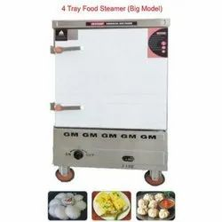 Dhokla Steamer / Dhokla Khaman Machine (Electric / Gas Operated)