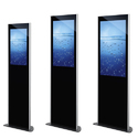 Free-standing Digital Signage
