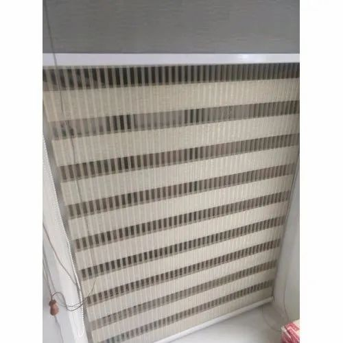PVC Plain Window Blinds