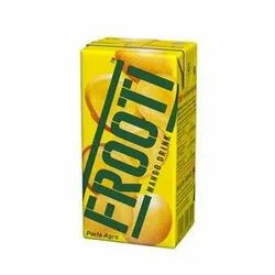 Parle Agro Mango 250ml Frooti Cold Drink, Packaging Size: 250 ml, Packaging Type: Box
