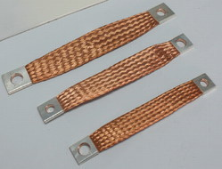 Bare Braided Flexible Strip