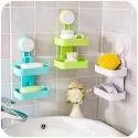Double Layer Soap Holder