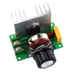 AC 220V 4000W SCR Voltage Regulator Dimming Dimmers Speed Controller Thermostat