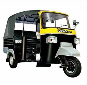 JSA NV Passenger Auto Rickshaw Nekpur Kalan Fatehgarh Farrukhabad - Auto