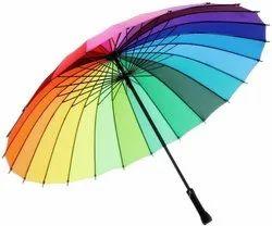 Windproof Rainbow Umbrella