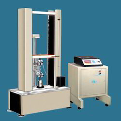 Computer Controlled Universal Testing Machine