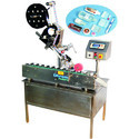 Electric Top Sticker Labeling Machine