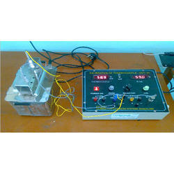 Calibration Of Thermocouple Setup