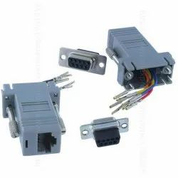 9 Pin Serial Connector