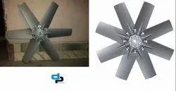 6 Blades Aluminum Impeller Dia 1400 MM