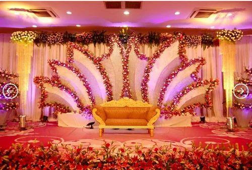 Wedding Hall Decoration in Bhusawal Road, Jalgaon | ID ...