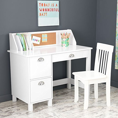 White Study Table Rs 1200 Piece Roshan Steel Industries