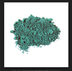 Chromocyanine Green pigment