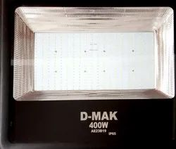 D''Mak 400 W Slim LED Flood Light