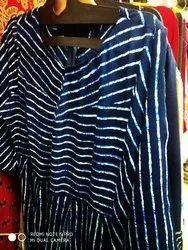 Blue Lining Kurti