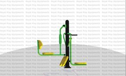 Garden Gym Equipment, Model Name/Number: GE22