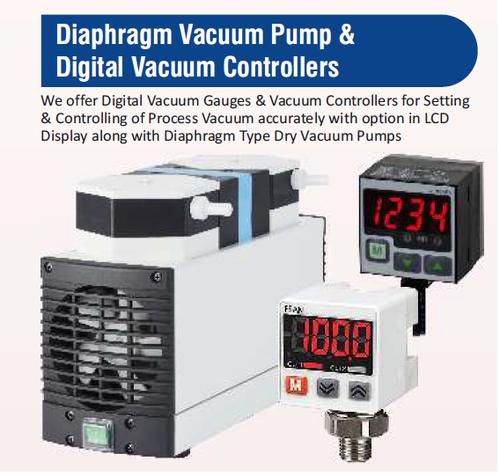 Vacuum Controller