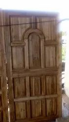 Singal Wooden Door