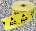 WIPL ESD Caution Tape
